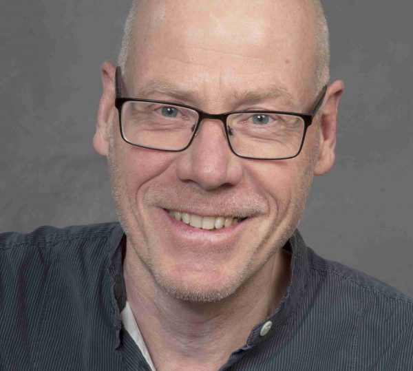 Peter Fowelin. Foto: Göran G Johansson